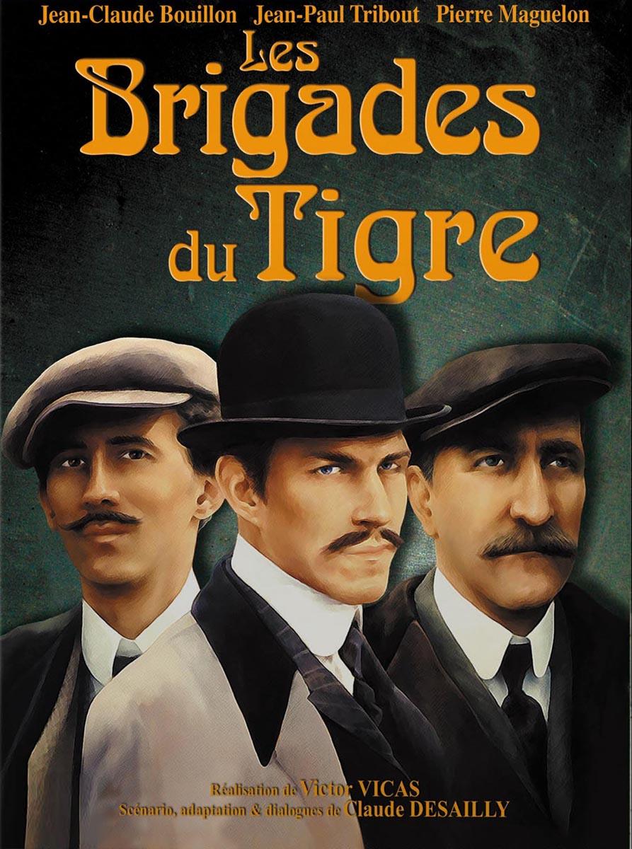 """Résultat de recherche d'images pour """"les brigades du tigre"""""""