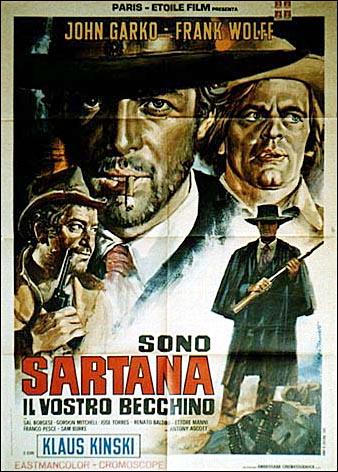 Image result for Sono Sartana