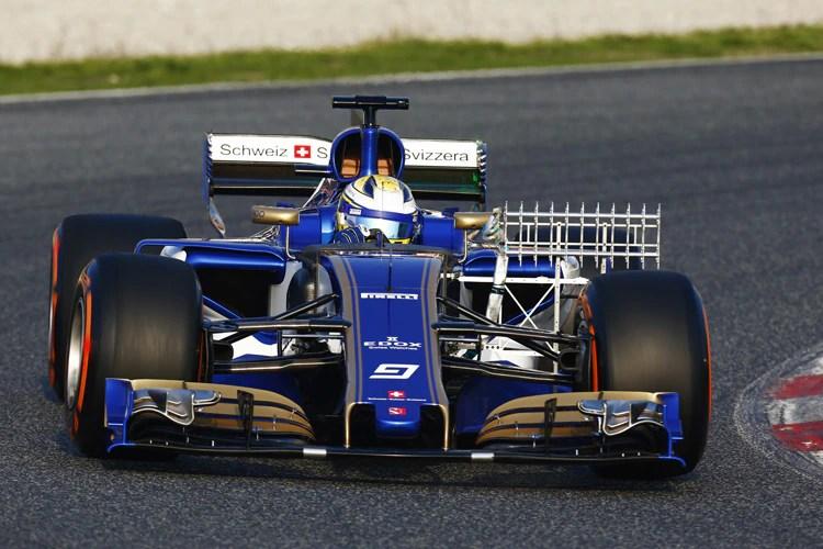 Formel 1 Klar Schneller Als 2016 Bottas Vor Vettel