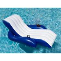 Floating Relaxed Inflatable Water Chairs Sofa For Adults
