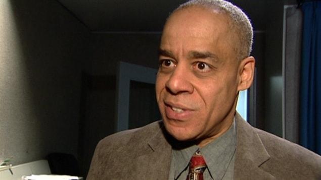 Larry Rousseau, vice-président exécutif régional de l'AFPC