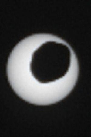 L'éclipse solaire