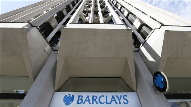 Banque Barclays à Londres (archives)