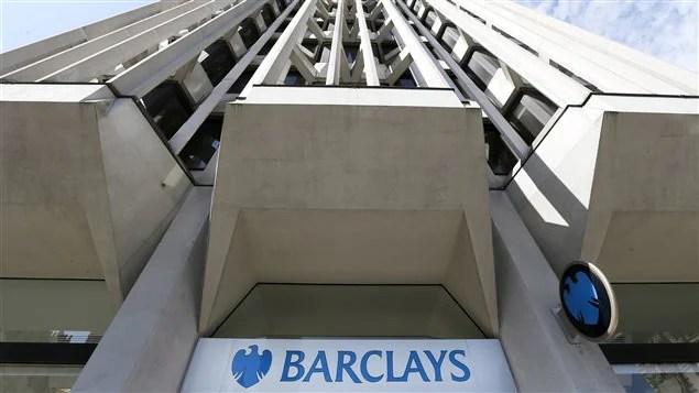 Banque Barclays à Londres (archives)