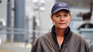 Rebecca Roter, résidente de Brooklin en Pennsylvanie