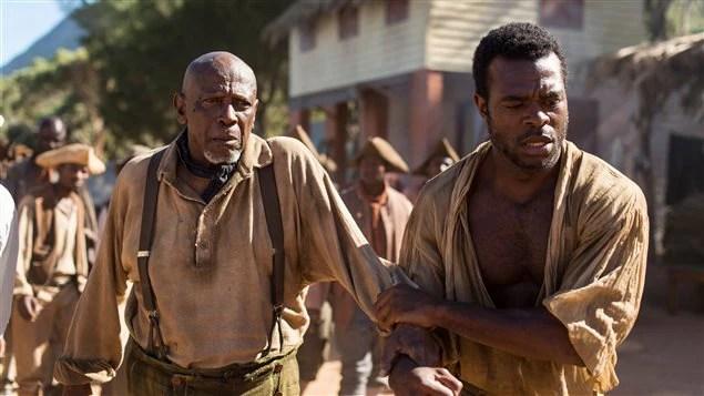 Une scène de la minisérie télévisée «The book of Negroes» tirée du roman de Lawrence Hill.