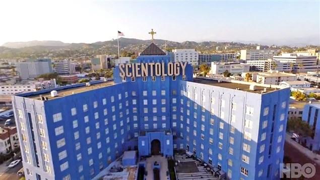Image du documentaire <em>Going Clear : Scientology and the Prison of Belief</em>, basé sur le livre de Lawrence Wright