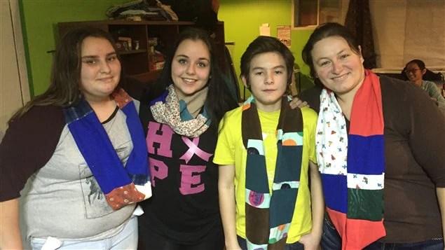 Projet Recycl'art, Maison des jeunes du Témiscamingue