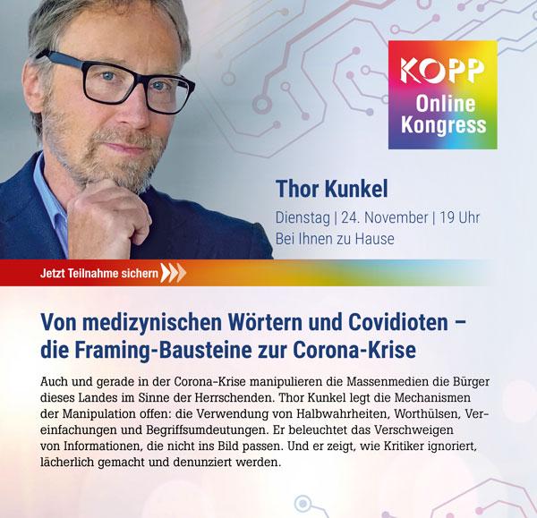 Kopp Kongress Thor Kunkel