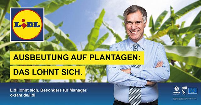 Vermieter von Plakatflächen in Heilbronn haben sich geweigert, unsere Lidl-kritischen Motive aufzuhängen. Aus Furcht vor Lidl?