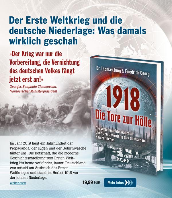 1918 - Die Tore zur Hölle