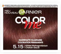 Garnier Color me 5.15 Kühles Mahagonibraun