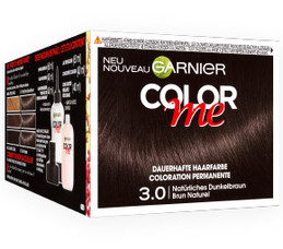 Garnier Color me 3.0 Natürliches Dunkelbraun