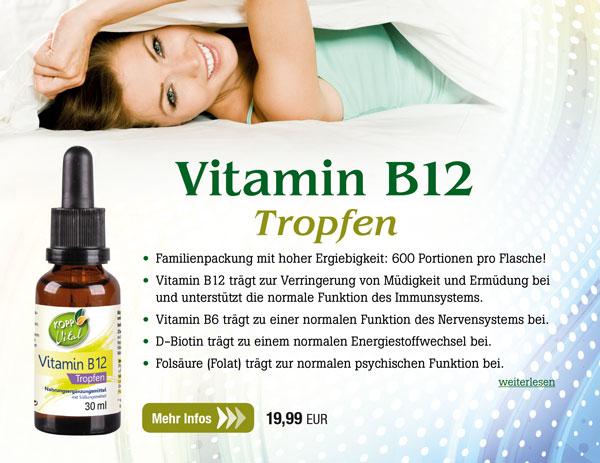 Kopp Vital Vitamin B12-Tropfen