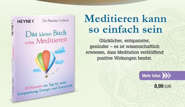 Das kleine Buch vom Meditieren