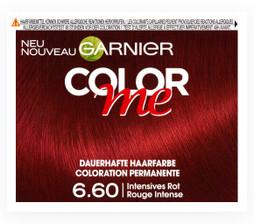 Garnier Color me 6.60 Intensives Rot