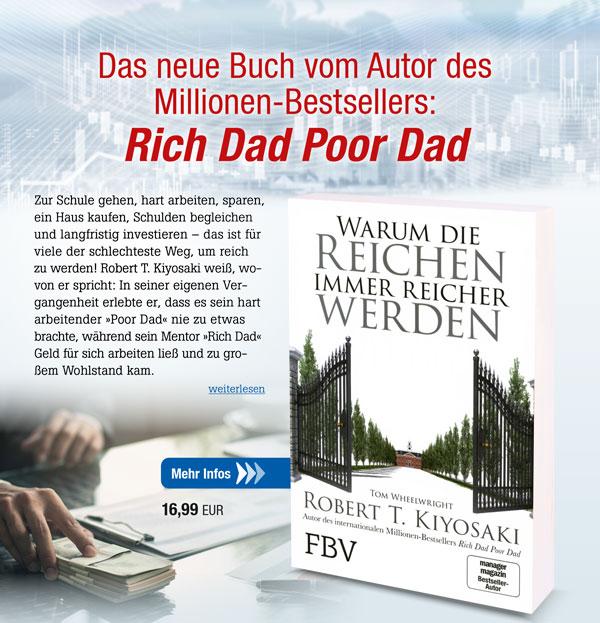 Warum die Reichen immer reicher werden