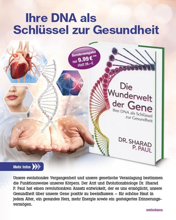 Die Wunderwelt der Gene