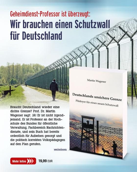 Deutschlands unsichere Grenze