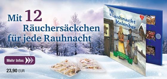 Rauhnacht-Kalender