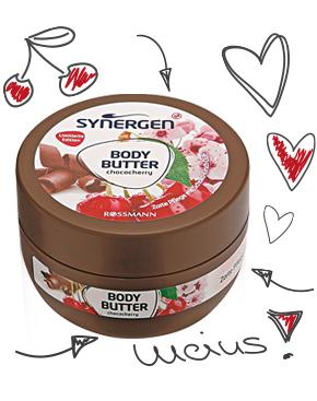 Synergen Bodybutter chococherry