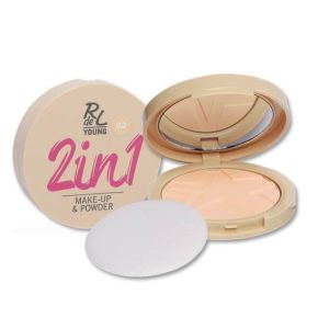 RdeL Young 2in1 Make-up & Powder