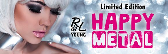 "RdeL Young LE ""Happy Metal"""