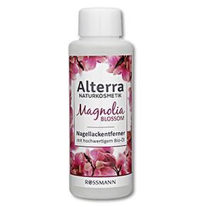 "Alterra ""Magnolia Blossom"" Nagellackentferner"