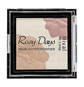 "Rival de Loop ""Rosy Days"" Highlighter Powder"