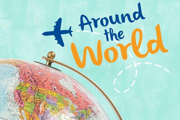 """ISANA """"Around the world"""""""