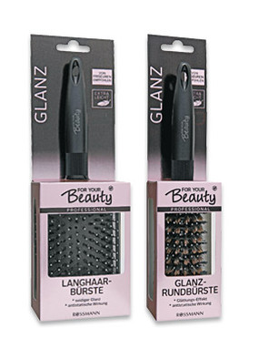 for your Beauty Professional Haarbürsten Glanz