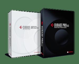Cubase Pro 8.5 and Cubase Artist 8.5
