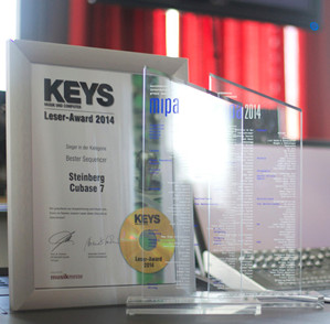 Awards from Musikmesse