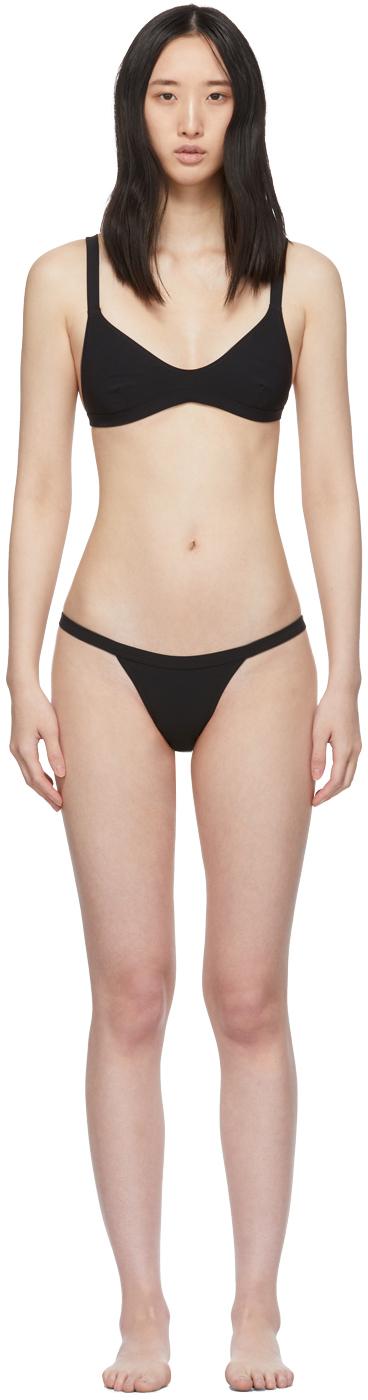 Lido Black Nove Bikini