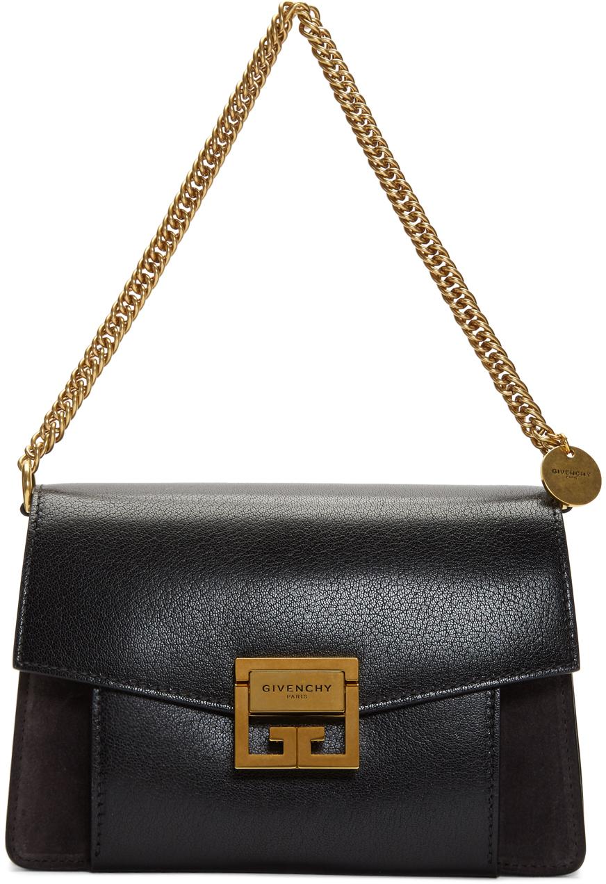Givenchy Black Small GV3 Bag