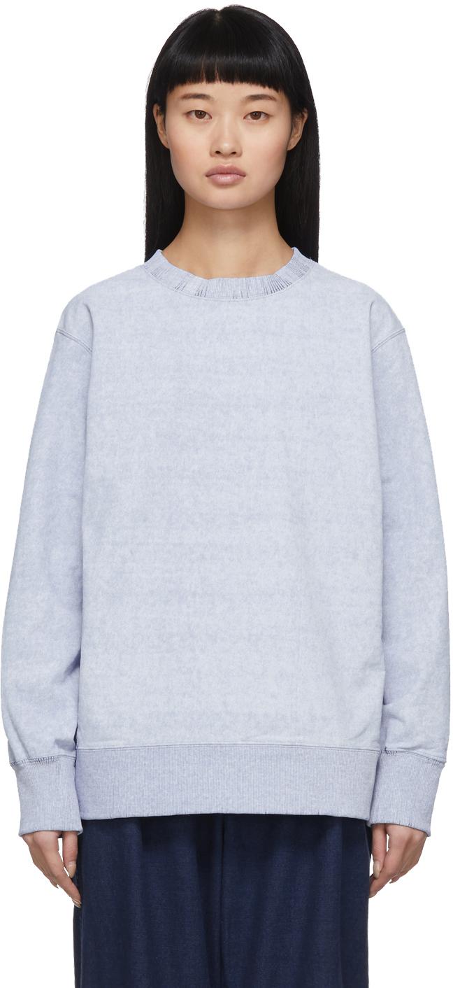 Blue Blue Japan Blue Haru Gasumi Sweatshirt