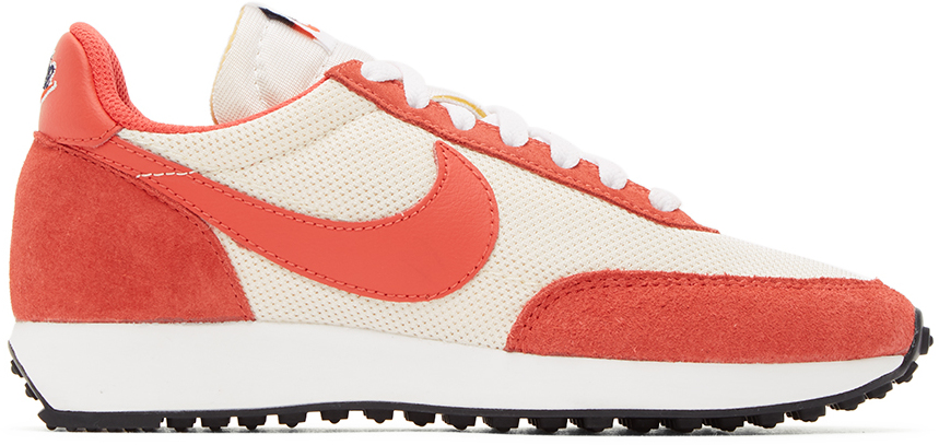 Nike Red & Off-White Air Tailwind '79 SE Sneakers