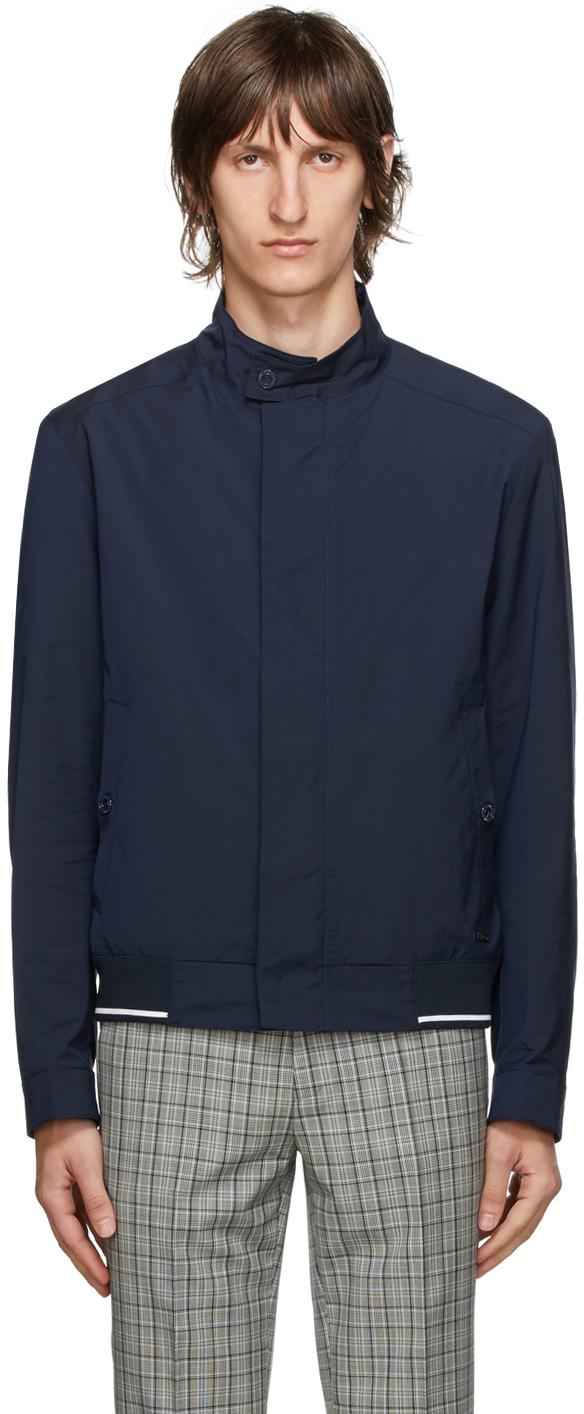 Hugo Navy Brooklyn Jacket
