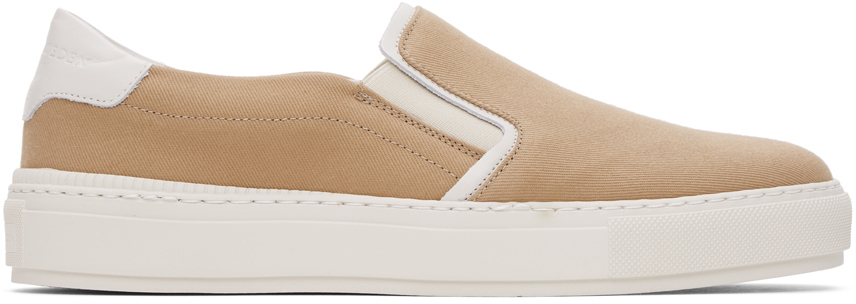 Tiger of Sweden Tan Lowell Sneakers