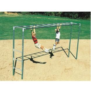 Horizontal Playground Ladder