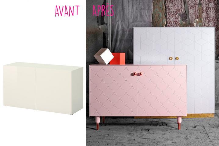Relookez Votre Meuble Ikea