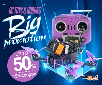 Extra 15% Off! RC Toys & Hobbies Big promotion