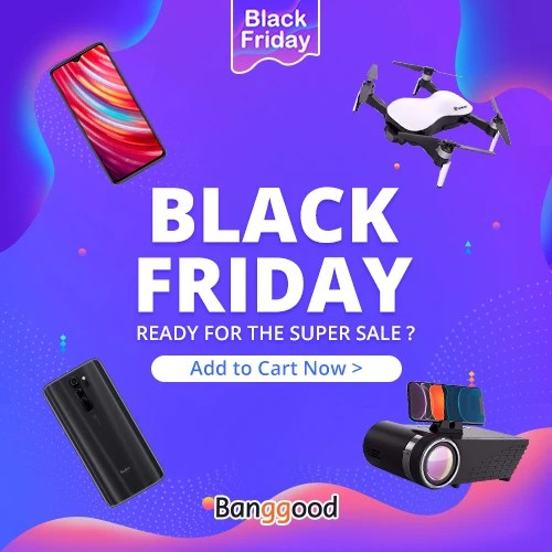 Black Friday Ready for the Super Sale?