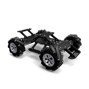 YOURFUN ROBOTICS Mecanum Wheel Robot Car 4WD Omnidirectional Smart