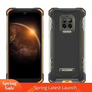 Στα 151€ από αποθήκη Κίνας ένα οικονομικό Rugged τηλέφωνο   DOOGEE S86 Global Bands 6.1 inch IP68&IP69K Waterproof NFC 8500mAh 6GB 128GB Helio P60 16MP AI Quad Camera 4G Smartphone