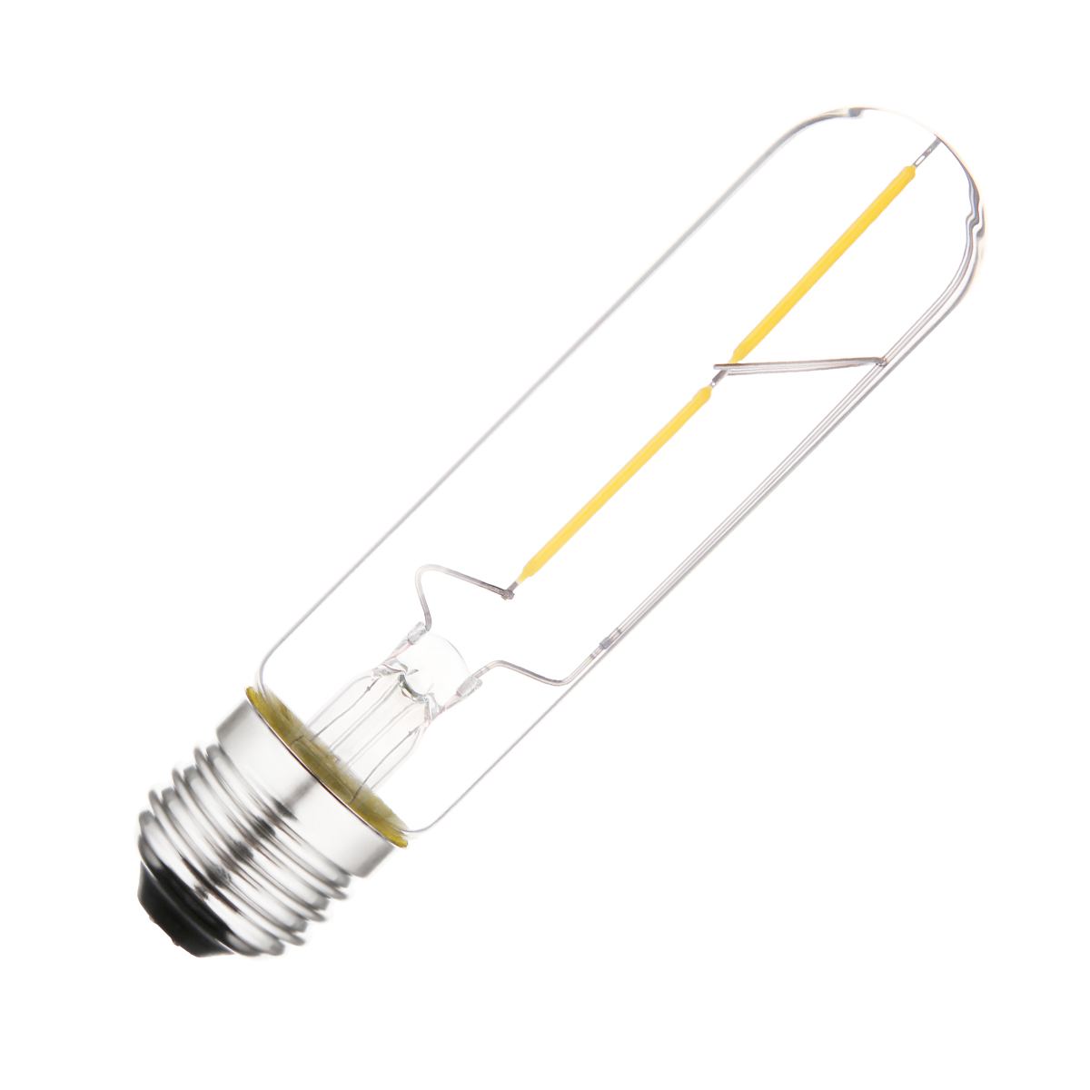 T10 E27 1 8w Warm White 200lm Cob Led Bulb Filament Retro