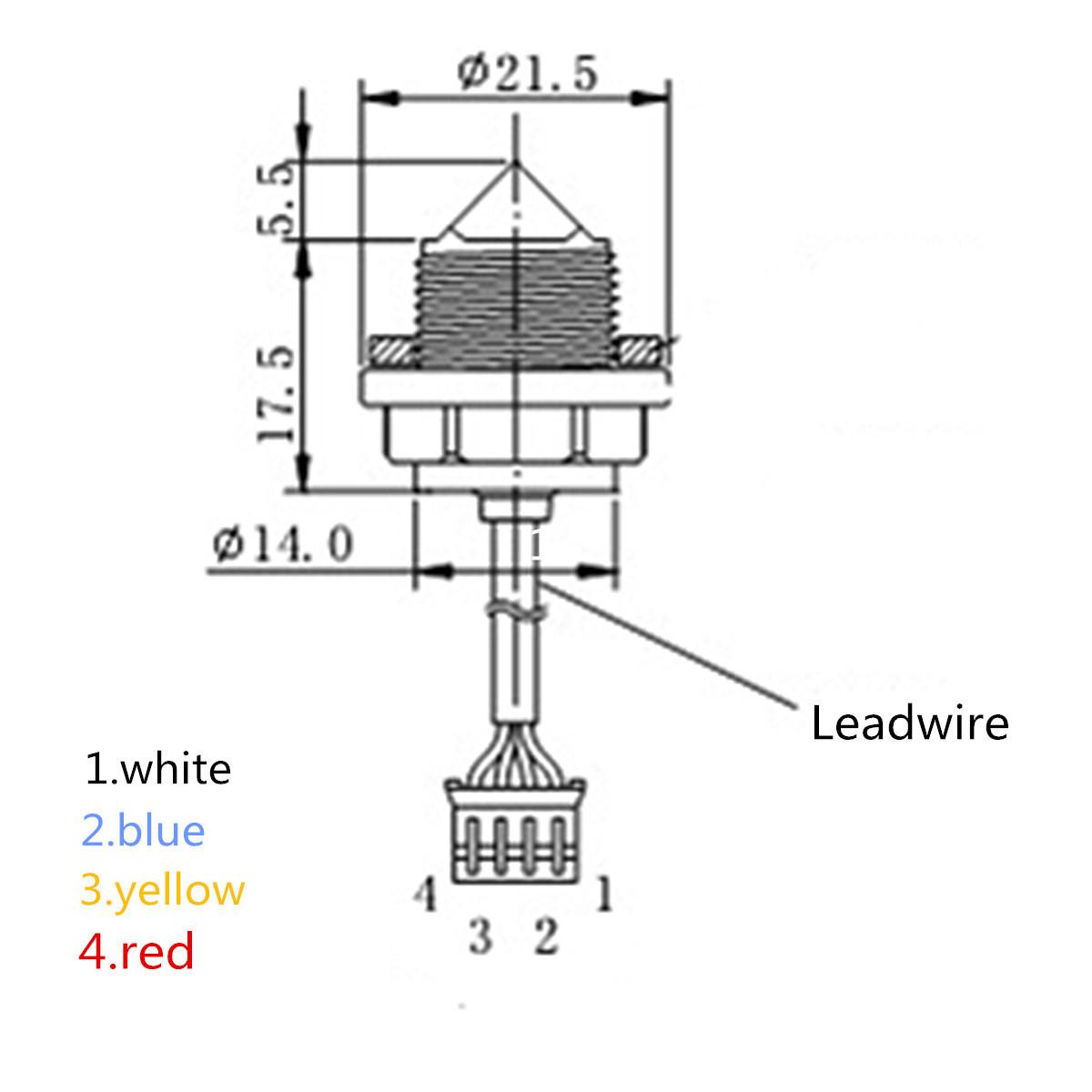 15ma 5v Optical Infrared Water Liquid Level Sensor Liquid