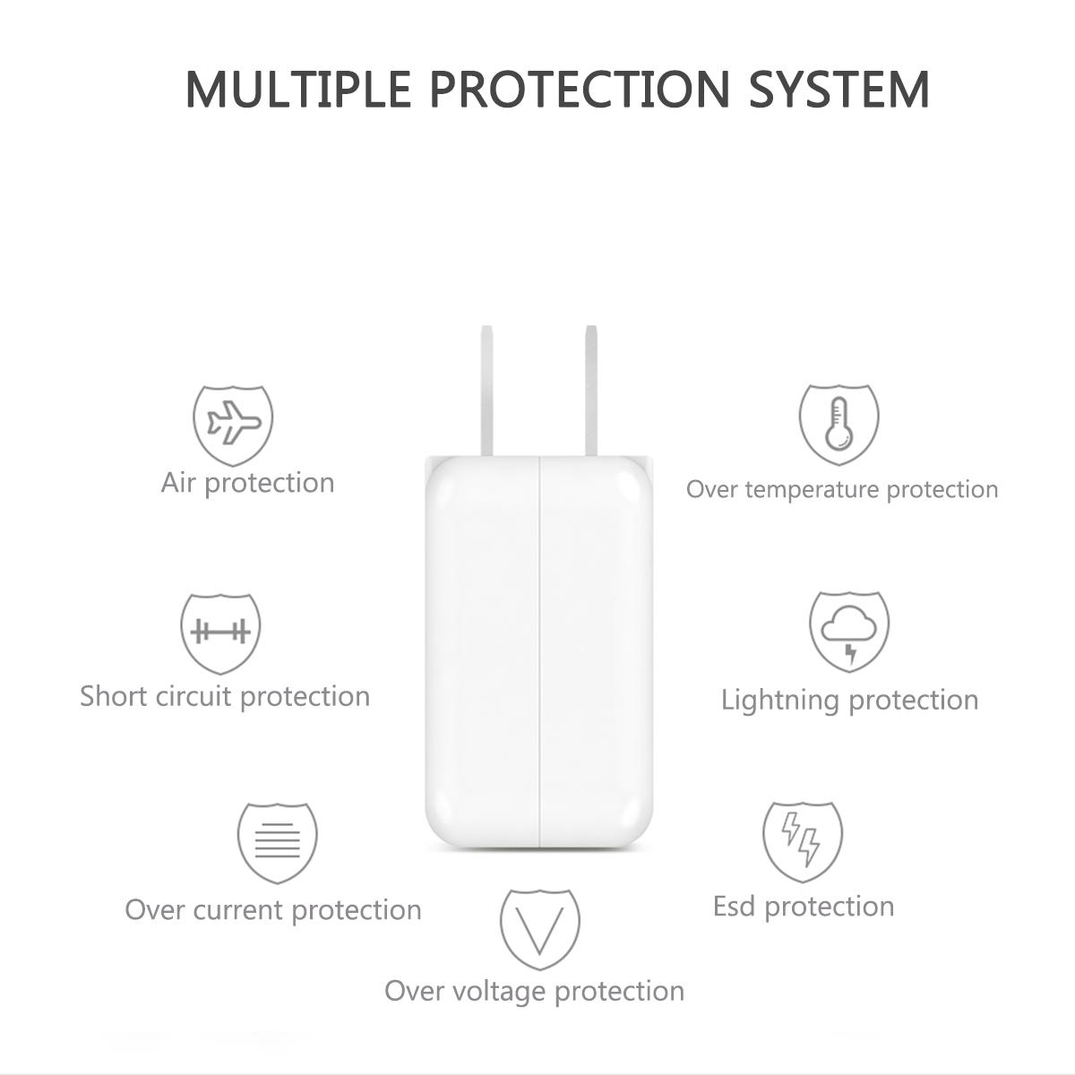 Original Vivo Dual Engine Flash Usb Charger Adapter Amp Usb
