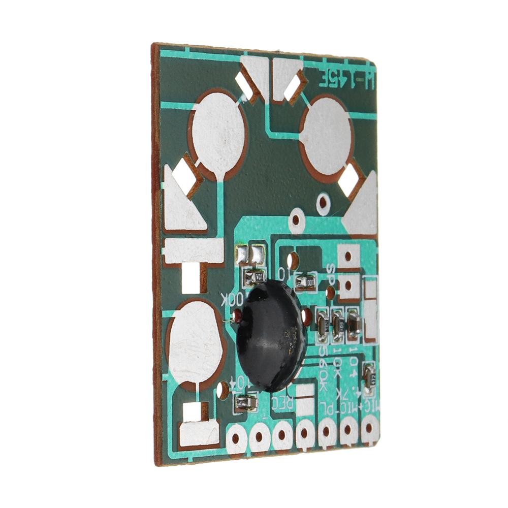 3pcs Miniature Digital Recording Voice IC Chip Module Movement Recorder Recording Pen Music Card Electronic Kit 33