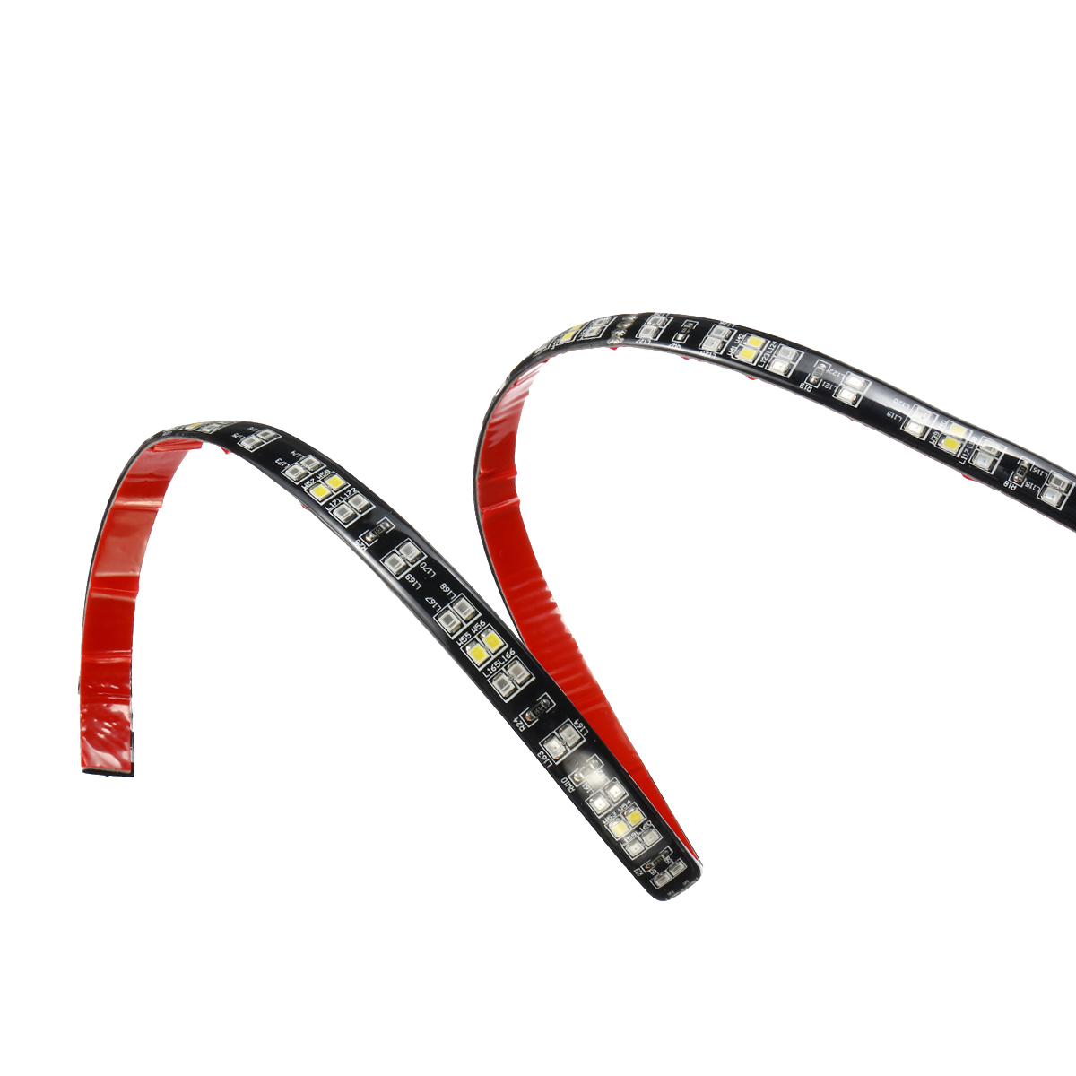 Original 60inch 256led Car Tailgate Strip Light Bar Red